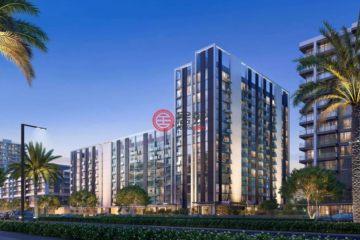 居外网在售阿联酋1卧1卫新开发的房产总占地45平方米AED 733,888