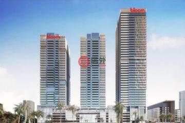 居外网在售阿联酋1卧1卫新房的公寓总占地60平方米USD 187,771