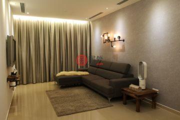 居外网在售马来西亚1卧2卫特别设计建筑的房产总占地71平方米MYR 1,000,000