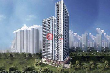 居外网在售柬埔寨1卧1卫新开发的房产总占地38平方米USD 70,000