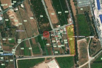 居外网在售塞浦路斯利马索尔EUR 9,500,000总占地8400平方米的土地