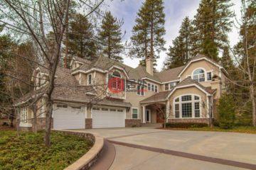 居外网在售美国5卧5卫特别设计建筑的房产总占地1426平方米USD 1,450,000