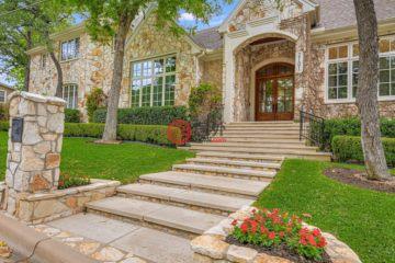 美国房产房价_德克萨斯州房产房价_奥斯汀房产房价_居外网在售美国奥斯汀6卧7卫原装保留的房产总占地1174平方米USD 6,900,000