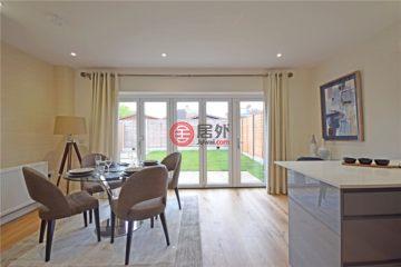 英国房产房价_英格兰房产房价_剑桥房产房价_居外网在售英国剑桥3卧4卫新房的房产总占地119平方米GBP 594,500