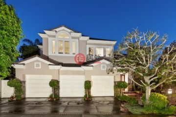居外网在售美国4卧4卫最近整修过的房产总占地683平方米USD 2,250,000