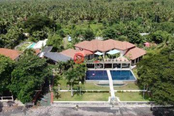 居外网在售菲律宾4卧6卫特别设计建筑的房产总占地8500平方米PHP 250,000,000