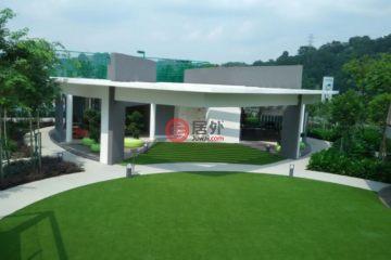 居外网在售马来西亚吉隆坡2卧2卫的房产总占地130平方米MYR 998,000