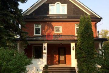 加拿大房产房价_萨斯喀彻温省房产房价_Humboldt房产房价_居外网在售加拿大Humboldt6卧3卫历史建筑改造的房产总占地1932平方米CAD 688,888