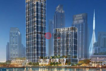 居外网在售阿联酋迪拜1卧1卫的房产总占地72平方米AED 988,888
