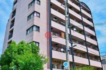 居外网在售日本Osaka的房产总占地31平方米JPY 8,000,000