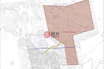 居外网在售加拿大Val-des-MontsCAD 9,000,000总占地2124675平方米的土地