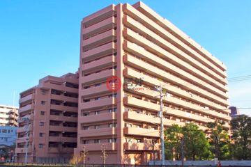居外网在售日本3卧1卫局部整修过的公寓总占地64平方米JPY 35,800,000