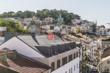 居外网在售葡萄牙Lisboa4卧4卫的房产总占地15平方米EUR 790,000