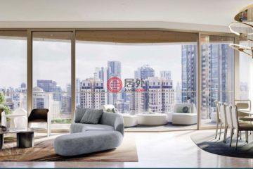 居外网在售新加坡4卧5卫新开发的公寓总占地4800平方米SGD 13,358,000