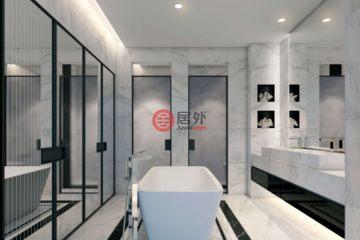 居外网在售马来西亚1卧1卫特别设计建筑的房产总占地72平方米MYR 2,250,000