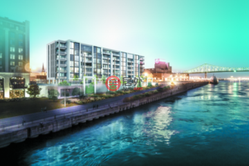居外网在售加拿大蒙特利尔新开发的新建房产CAD 846,000起