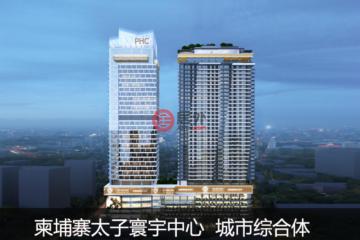 居外网在售柬埔寨1卧1卫新开发的房产总占地47平方米USD 114,000