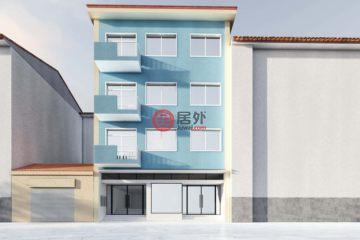 居外网在售葡萄牙1卧1卫曾经整修过的房产总占地135平方米EUR 156,930