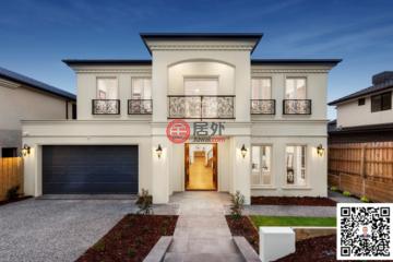 居外网在售澳大利亚5卧6卫新房的房产总占地700平方米AUD 3,300,000