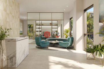 居外网在售阿联酋迪拜1卧1卫的房产总占地71平方米AED 860,000