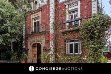 居外网在售墨西哥Miguel Hidalgo的房产总占地777平方米