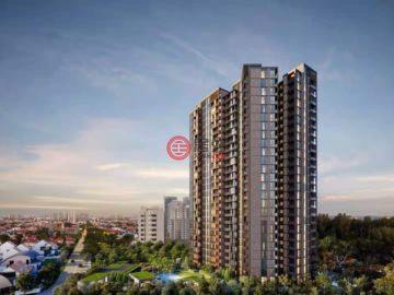 新加坡房产房价_Singapore房产房价_居外网在售新加坡Singapore1卧1卫的房产SGD 1,579,200