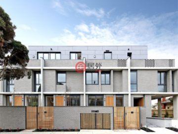 澳洲房产房价_维多利亚州房产房价_McKinnon房产房价_居外网在售澳洲McKinnon3卧3卫特别设计建筑的房产AUD 1,100,000
