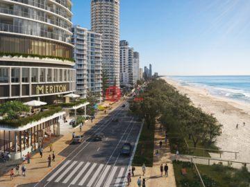 Surfers Paradise的新建房产