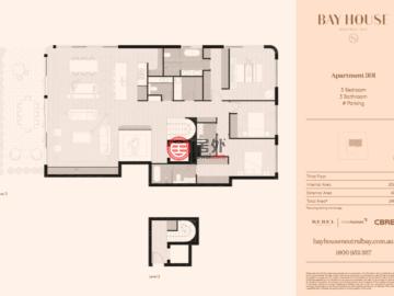 澳大利亚新南威尔士州悉尼的新建房产,16 THRUPP STREET, NEUTRAL BAY,编号51683529