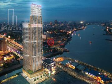 居外网在售柬埔寨1卧1卫新开发的新建房产总占地49平方米USD 130,115起