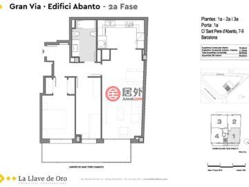 西班牙的新建房产,编号46639013