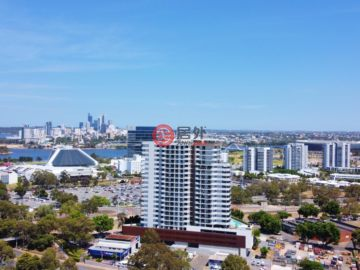 居外网在售澳大利亚2卧2卫新房的新建房产总占地95平方米AUD 415,000起