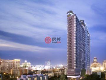 居外网在售泰国2卧2卫新开发的新建房产总占地90平方米THB 3,818,000起
