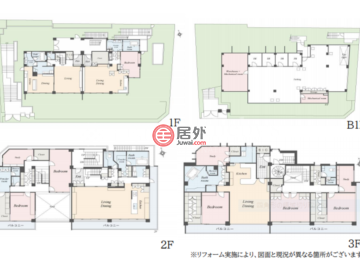 日本JapanTokyo的独栋别墅,编号59612914