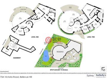 澳大利亚新南威尔士州悉尼的房产,73A Victoria Road,编号51238837