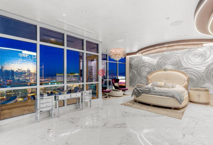 美国内华达州拉斯维加斯的公寓,4525 Dean Martin #2503,编号58600429