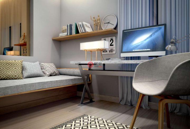 马来西亚Kuala Lumpur吉隆坡的公寓,No. 2, Jalan Hang Tuah,编号54957315