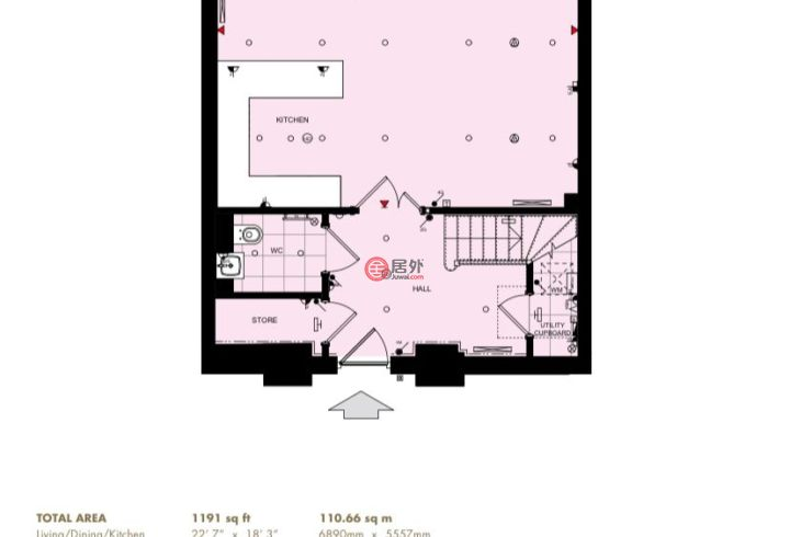英国英格兰伦敦的房产,Major Draper Street,编号54475692