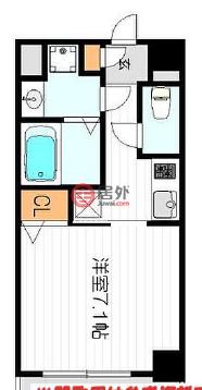 日本大阪府大阪市的公寓,中津4-10-21,编号57259283