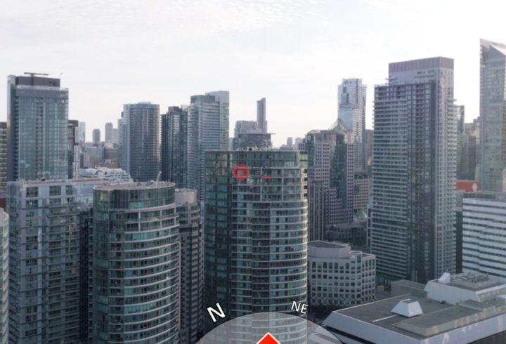 加拿大安大略省多伦多2卧1卫新开发的房产,编号28513