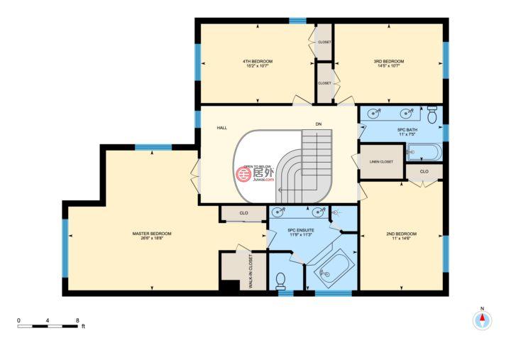 加拿大安大略省万锦市的房产,311 Main St UNIONVILLE,编号50702950