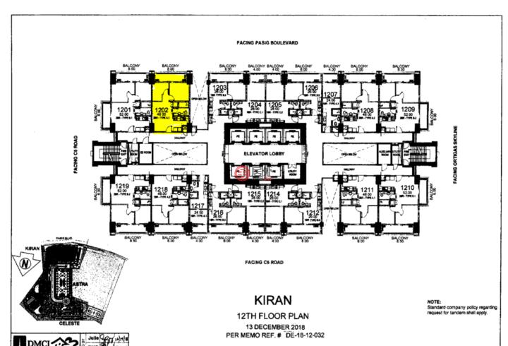 菲律宾Metro ManilaPasig的房产,Pasig Blvd,编号49778226