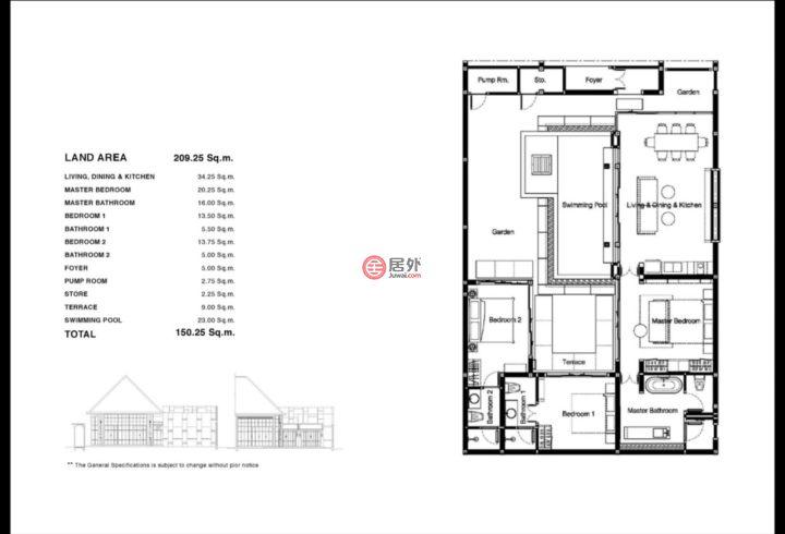 泰国普吉府普吉的房产,Bangtao,编号48500255