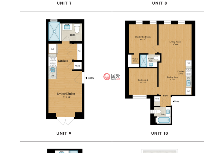 美国哥伦比亚特区华盛顿哥伦比亚特区的房产,编号54143739