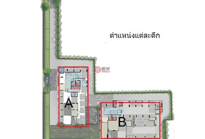 泰国春武里府芭堤雅的房产,sai 2,编号22299622