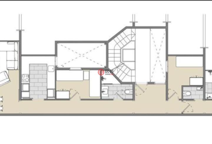西班牙BarcelonaBarcelona的房产,Sant Antoni,编号43321647