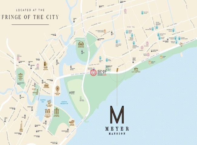 新加坡中星加坡新加坡的公寓,美雅豪苑,编号56688504