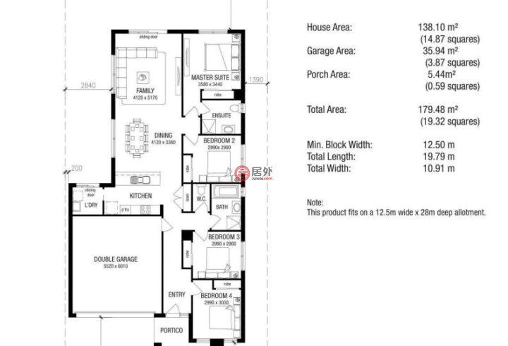 澳大利亚维多利亚州墨尔本的房产,Davis Road,编号54388798