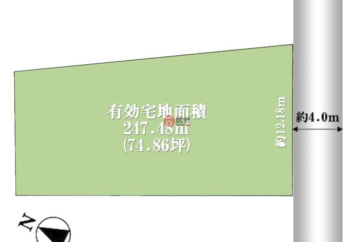 日本JapanTokyo的土地,编号56203555
