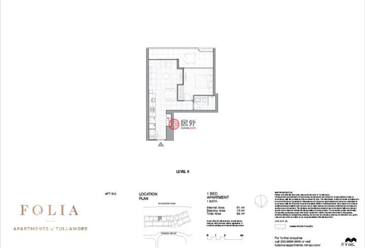 澳大利亚维多利亚州墨尔本的房产,59 Stables Circuit,编号55668765